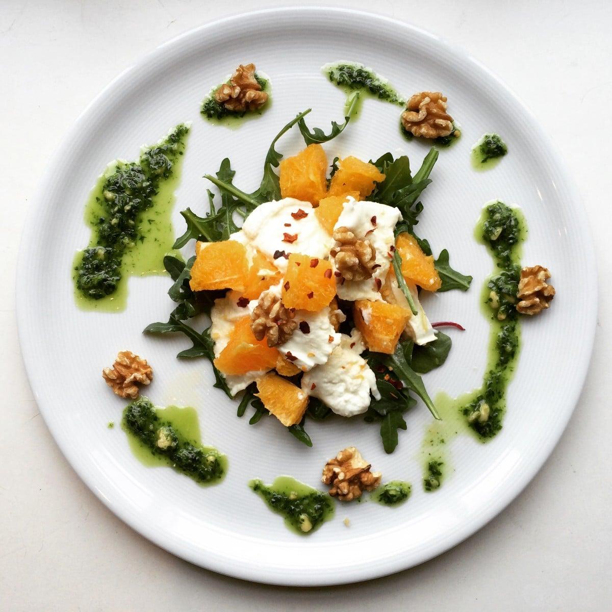 Sinaasappelsalade