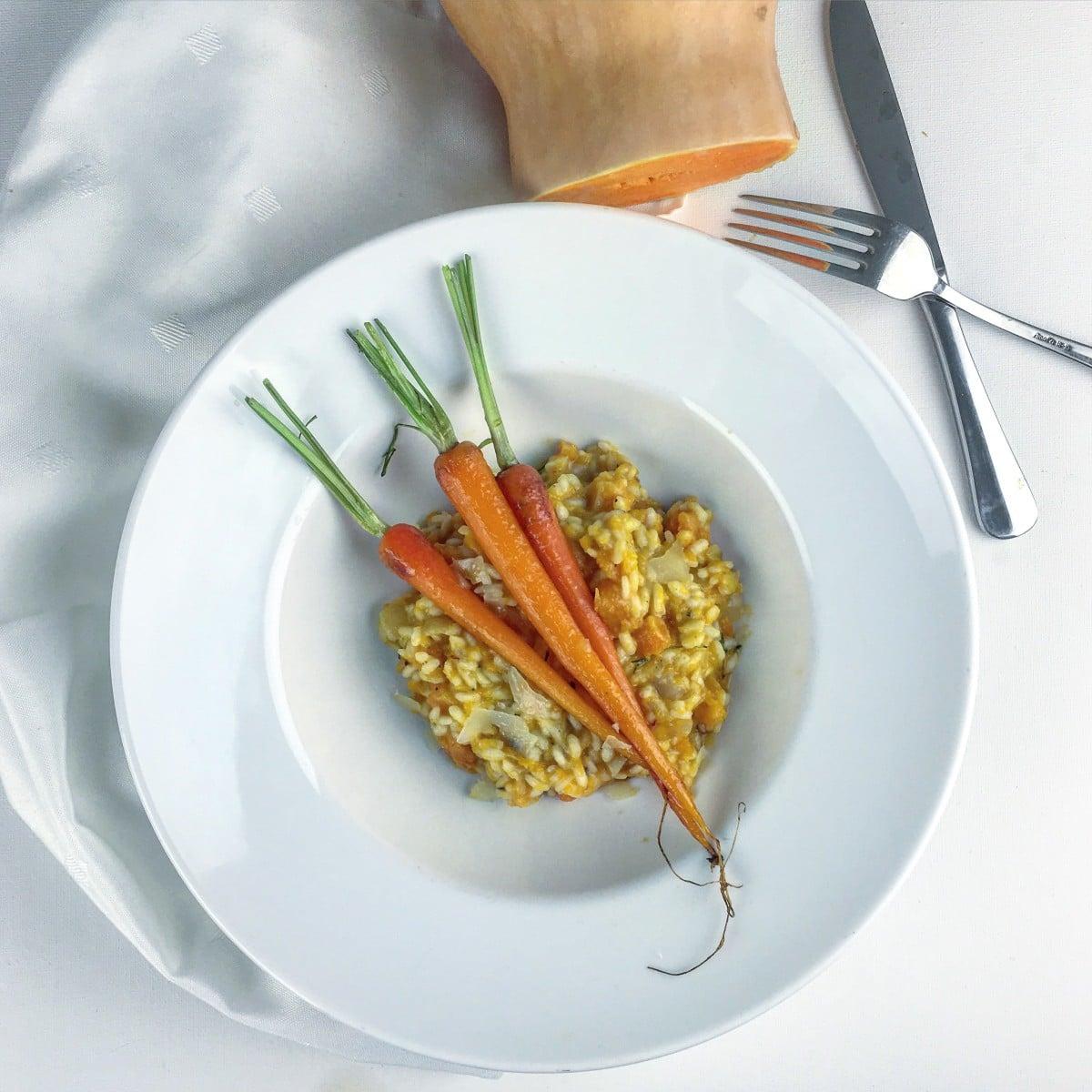 3 x De lekkerste risotto receptenmet gekarameliseerde wortel