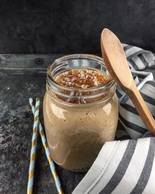 vegan baobab smoothie