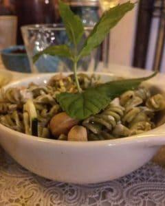 A foodie in Puglia