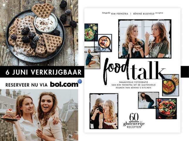 Food Talk - kookboek
