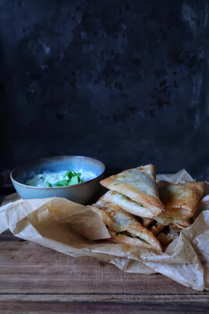 glutenvrije samosa's