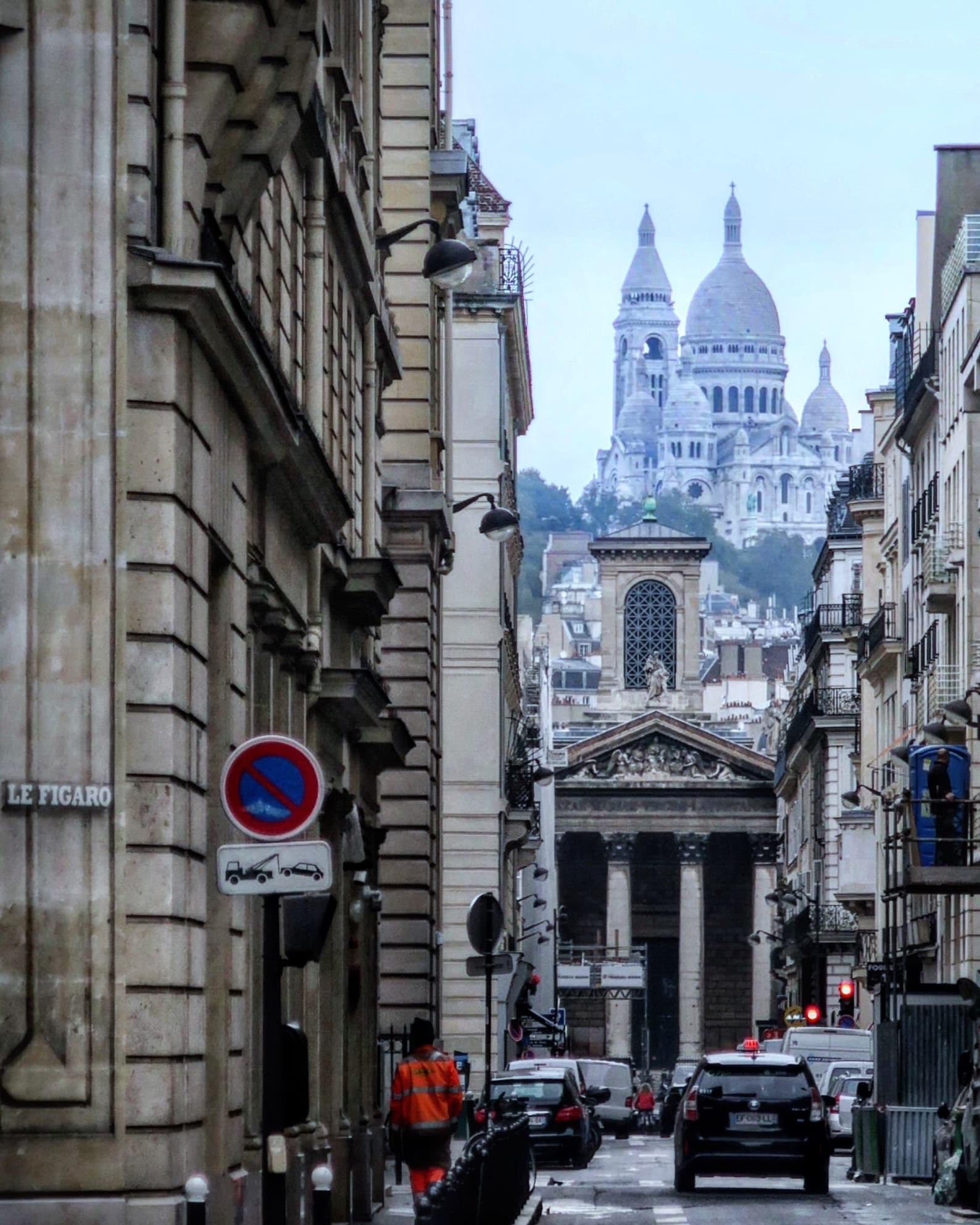 Cityguide: hotspots of Paris
