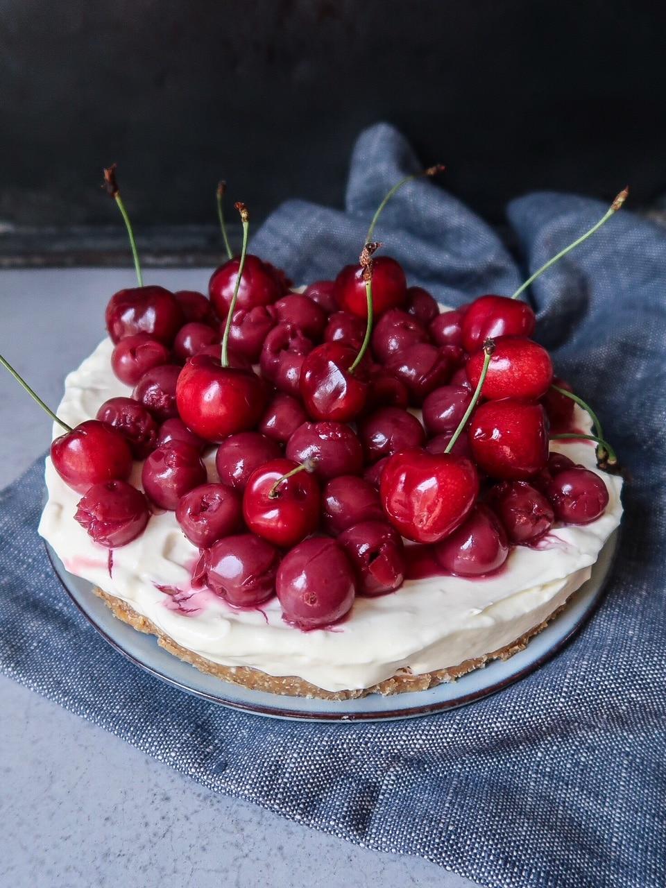 Glutenvrije MonChou taart