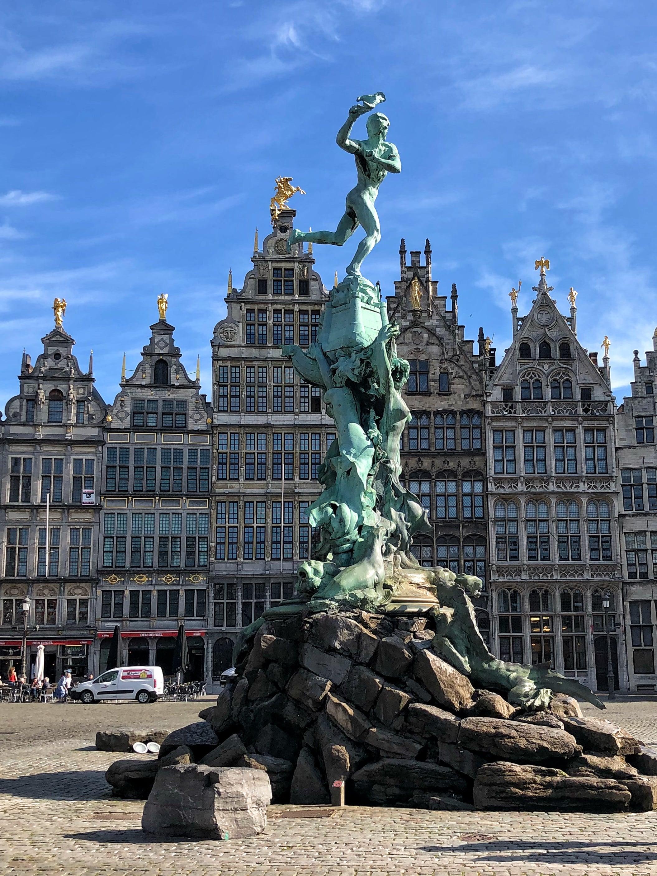 Glutenvrij eten in Antwerpen