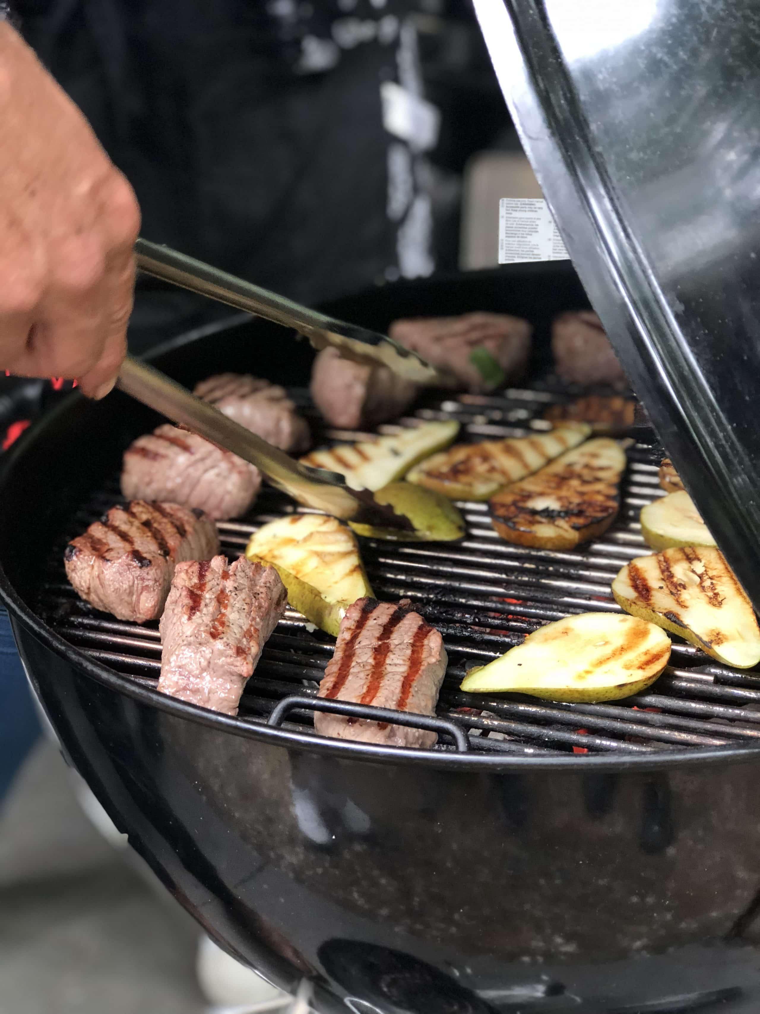 BBQ-en in een notendop