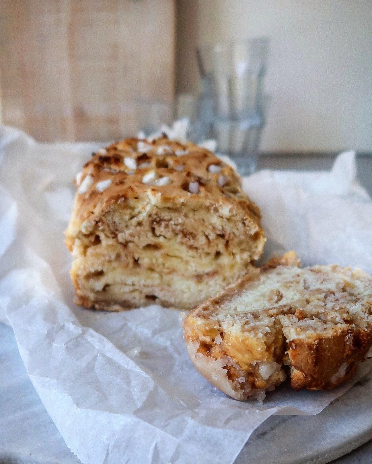 Makkelijk glutenvrij suikerbrood