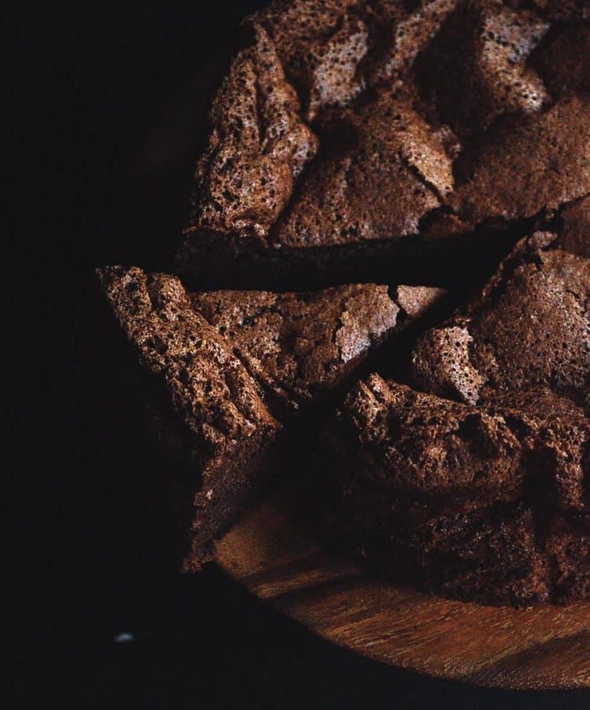 luchtige chocoladetaart