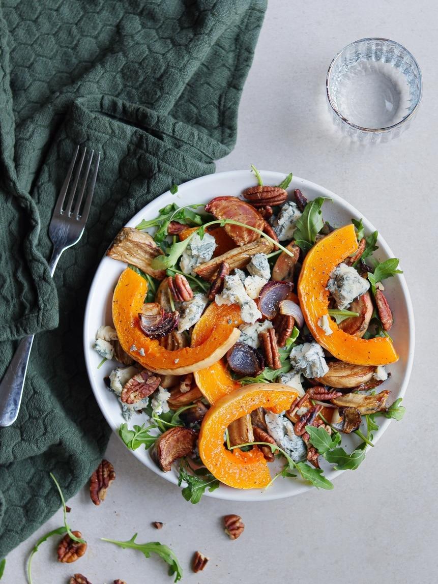 Winterse salade
