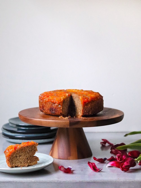 Bloedsinaasappelcake