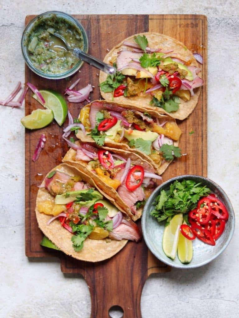 de lekkerste taco's