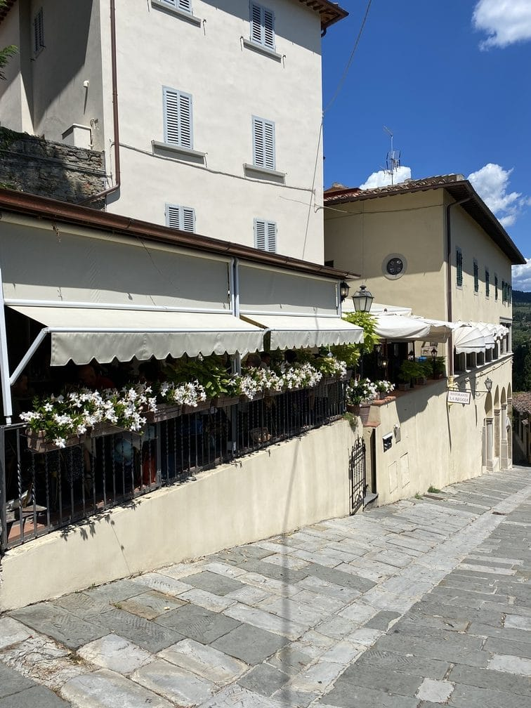 Restaurant in Fiesole