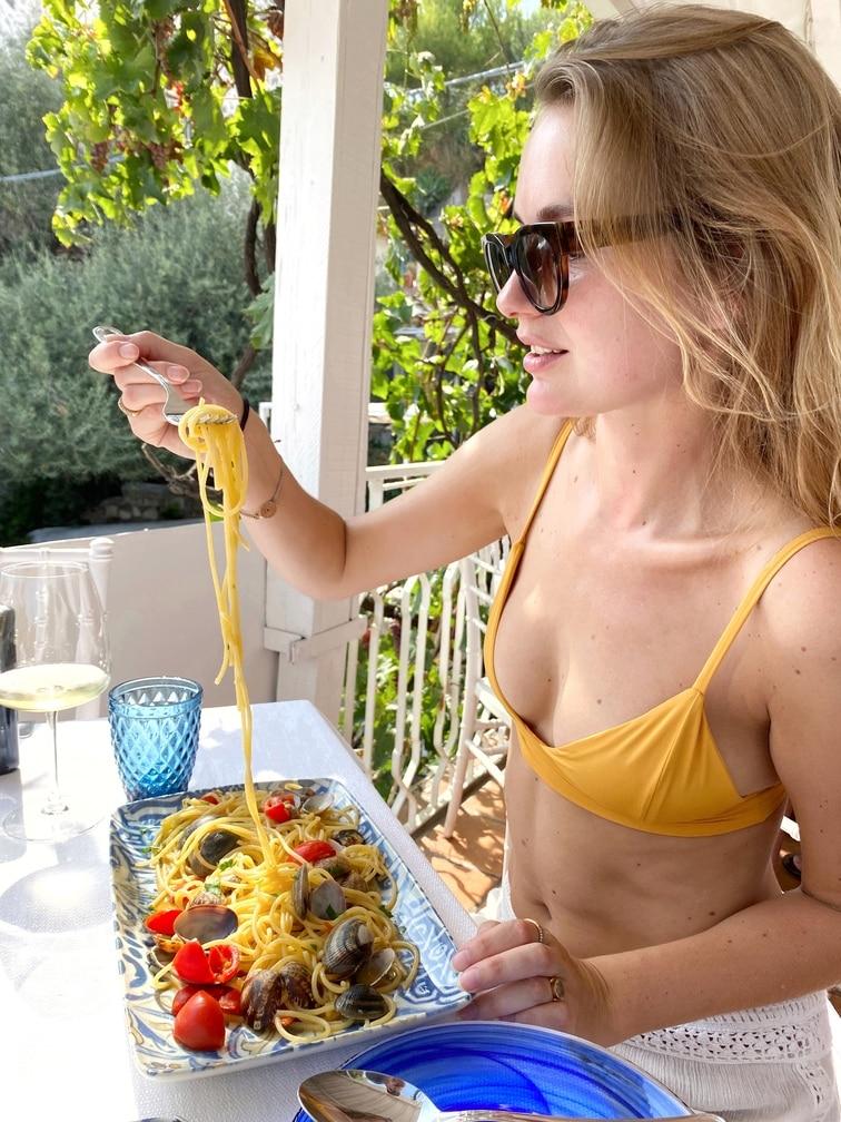 Eten in Taormina