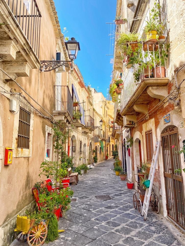 Eten op Sicilië