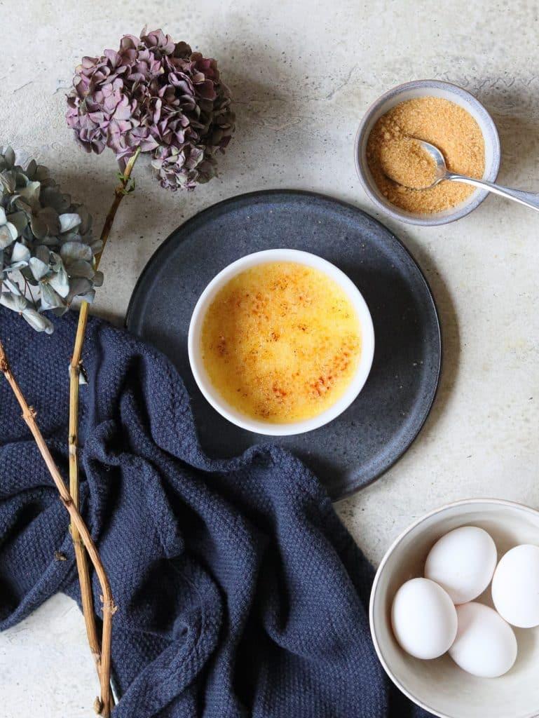 Crème brûlée recept