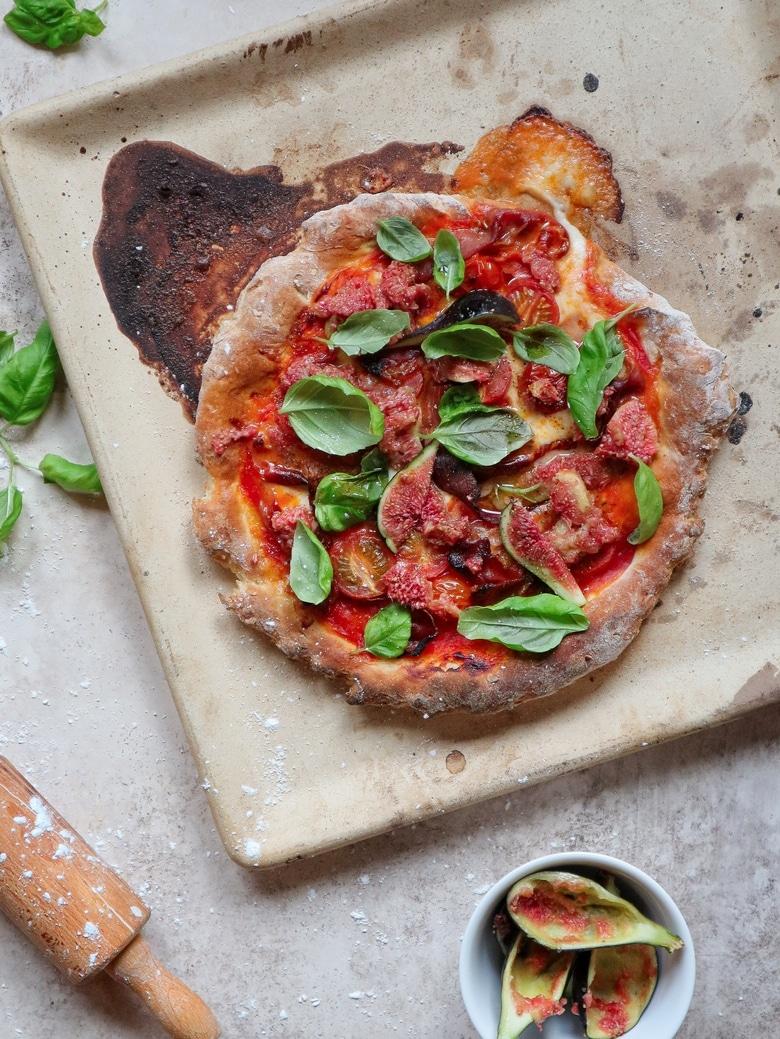 Glutenvrije pizza