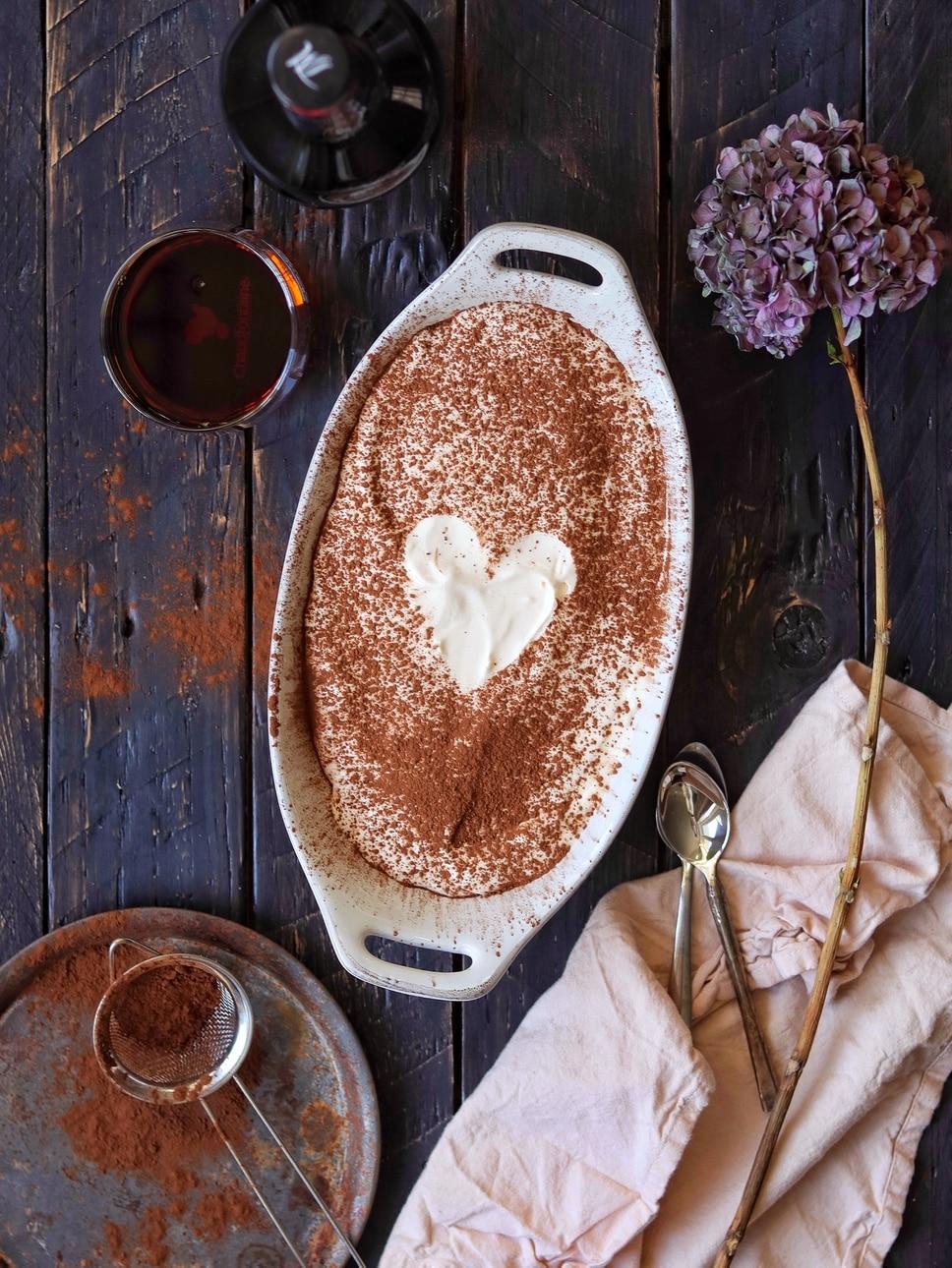 Valentijn dessert