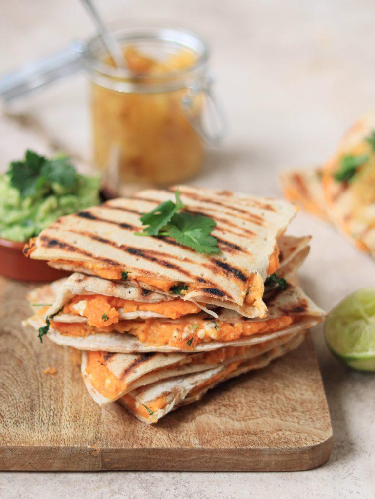 Quesadilla's recept